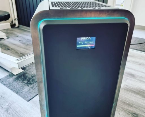 Luftfiltersystem